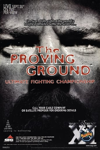UFC 11: The Proving Ground Yify Movies