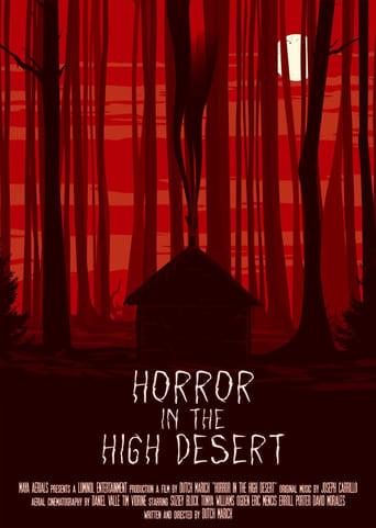 Watch Horror in the High Desert Online Free in HD