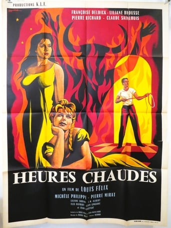 Poster of Hot Hours