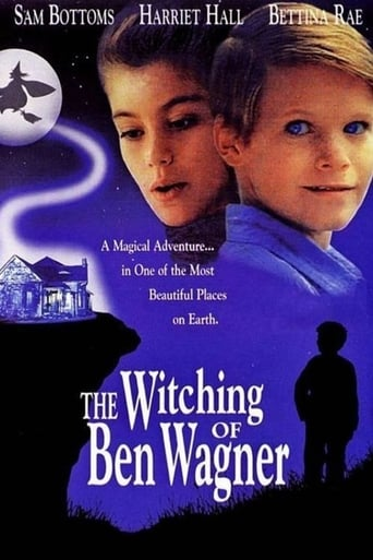 Poster of The Witching of Ben Wagner