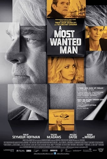'A Most Wanted Man (2014)