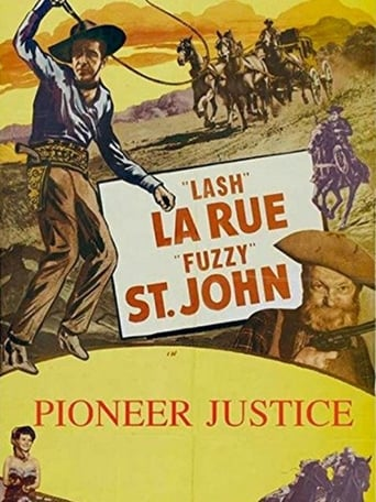 Poster of Pioneer Justice