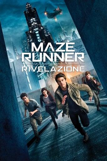 Poster of Maze Runner - La rivelazione