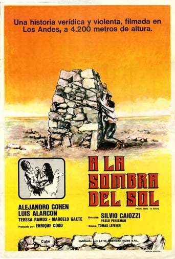 Poster of A la sombra del sol