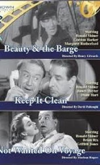 Poster of Beauty and the Barge