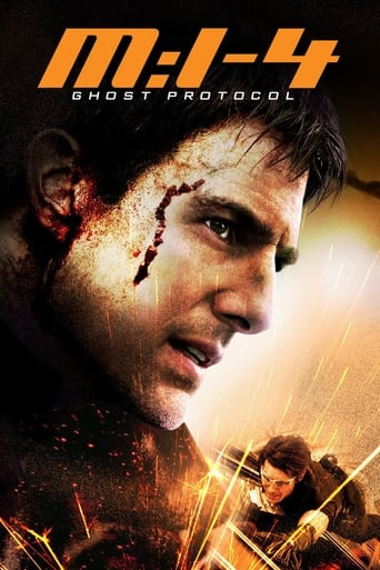 Poster Mission: Impossible (Ghost Protocol)