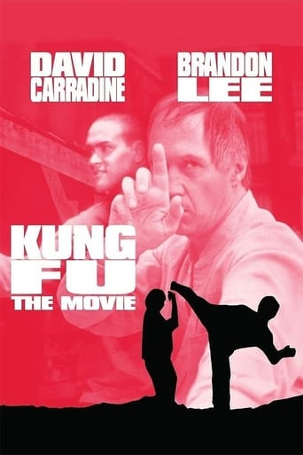 Poster of Kung Fu: The Movie