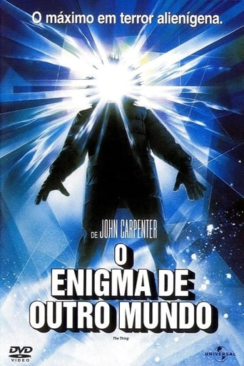 O Enigma de Outro Mundo (1982) BluRay 720p Dublado Torrent Download