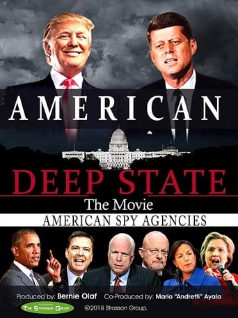Poster of American Deep State