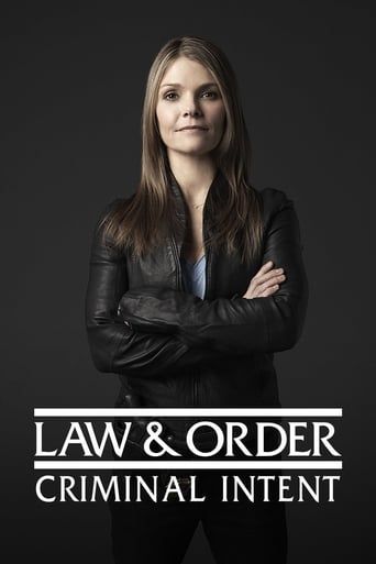 Poster Law & Order: Criminal Intent