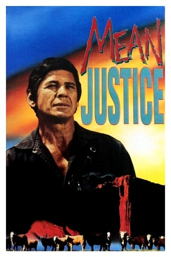 Mean Justice Movie Poster