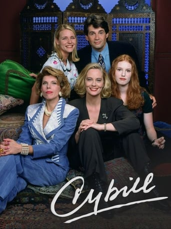poster of Cybill