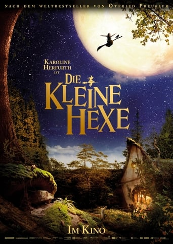 Poster of Die kleine Hexe