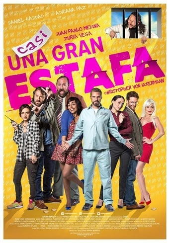 Poster of Casi una gran estafa