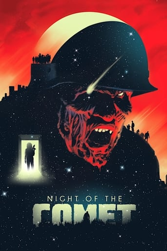 Poster Night of the Comet