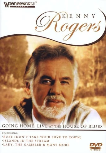 Poster of Kenny Rogers: Going Home - Live At The House Of Blues