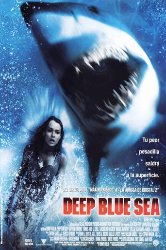Poster of Deep Blue Sea