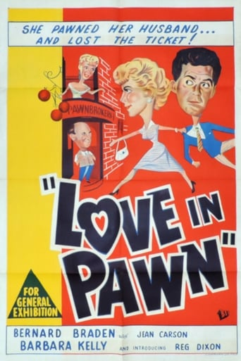 Poster of Love in Pawn