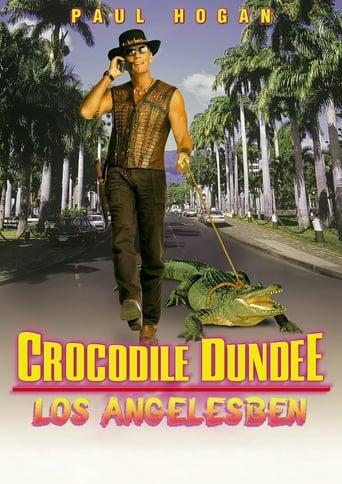 Krokodil Dundee Los Angelesben