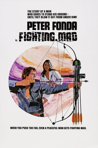 Poster of Fighting Mad