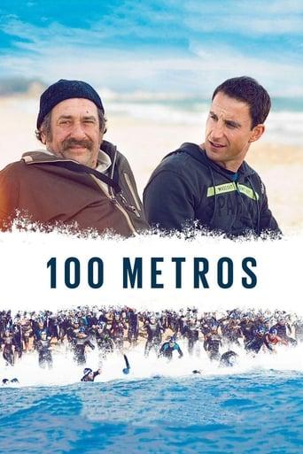 100 Metros - Poster