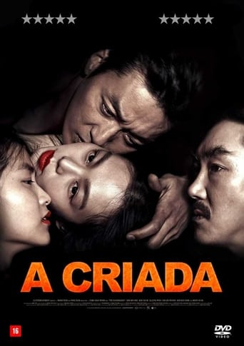 A Criada - Poster