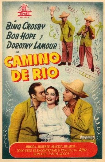 Poster of Camino de Río