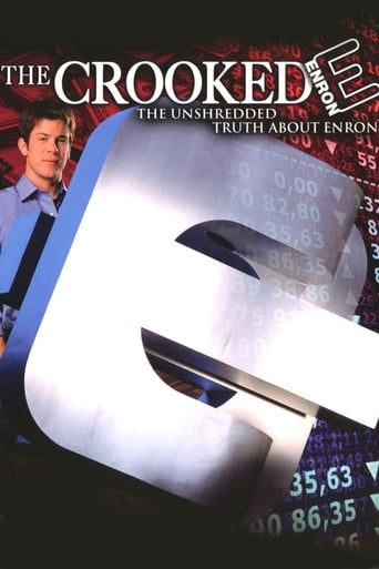 Poster of The Crooked E: The Unshredded Truth About Enron