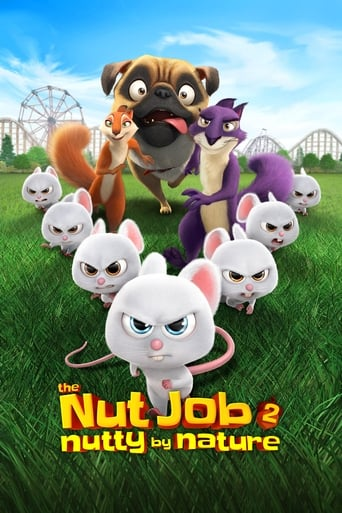 Poster of The Nut Job 2: Nutty by Nature