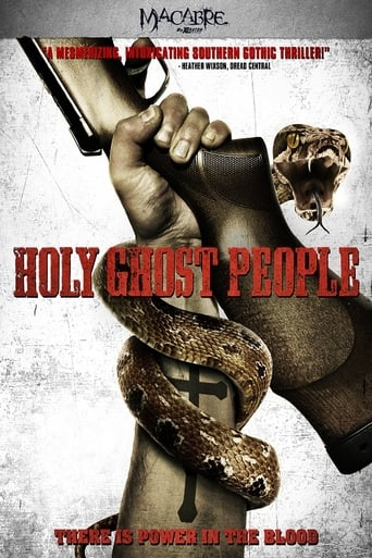 Holy Ghost People (2013) - poster