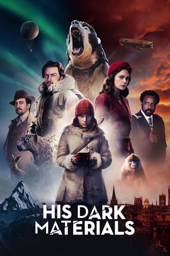 Poster of His Dark Materials