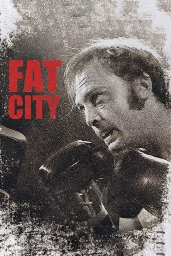 Fat City (1972) - poster