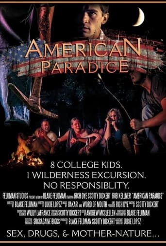 Poster of American Paradice