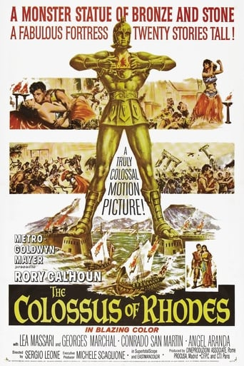Watch The Colossus of Rhodes 1961 full online free