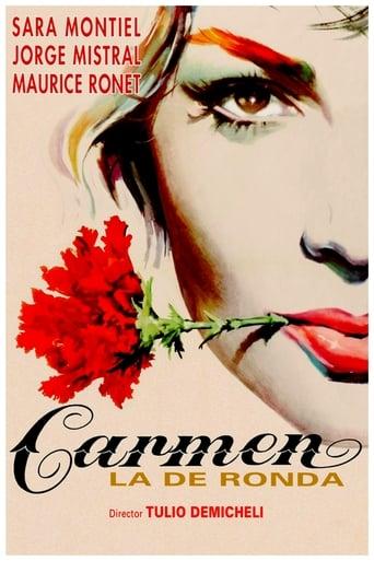 Poster of Carmen la de Ronda