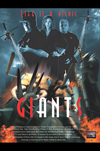 Poster of GiAnts