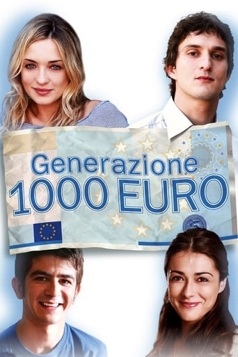 Poster of Generation 1000 Euros
