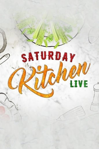 Poster of Saturday Kitchen