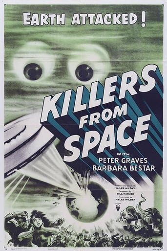 Poster of Killers from Space