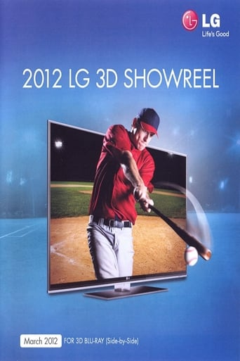 LG Demo 3D Movie Poster