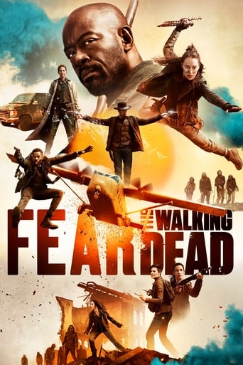 Poster of Fear the Walking Dead