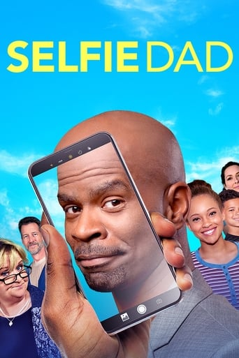 Poster Selfie Dad