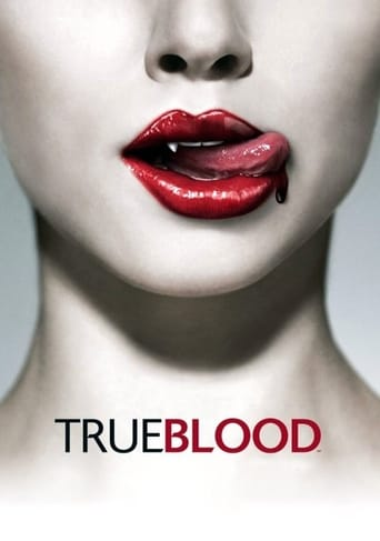 True Blood 1ª Temporada - Poster