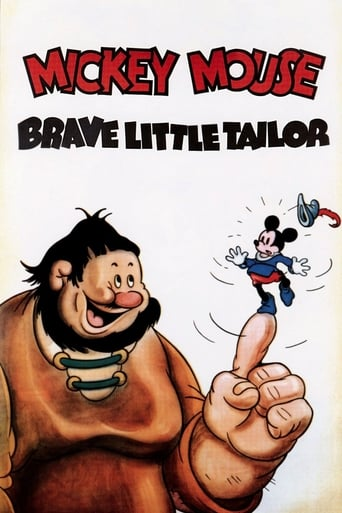 Poster of Brave Little Tailor
