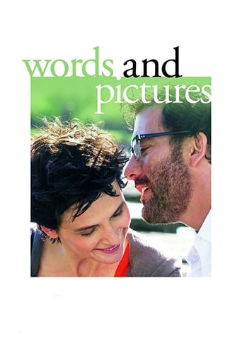 Poster of Words and Pictures