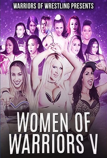 Poster of Women Of Warriors V