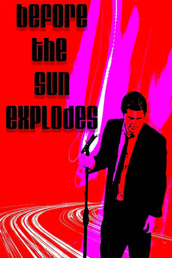 Poster of Before the Sun Explodes