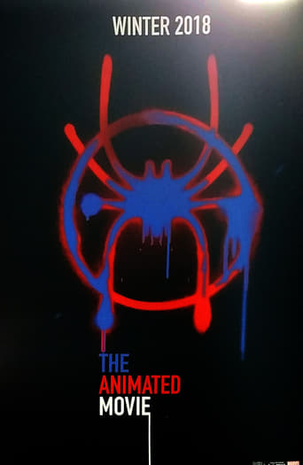 The Untitled Animated Spider-Man Project (2018) movie poster image