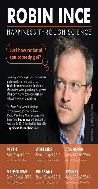 Watch Robin Ince : Happiness Through Science Free Movie Online