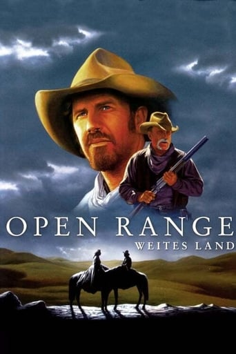 Open Range - Weites Land - Western / 2003 / ab 12 Jahre